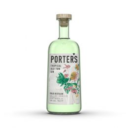 Porter's Tropical Old Tom Gin 70cl
