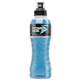 Powerade Berry and Tropical Fruit Energy Drink 12x500ml