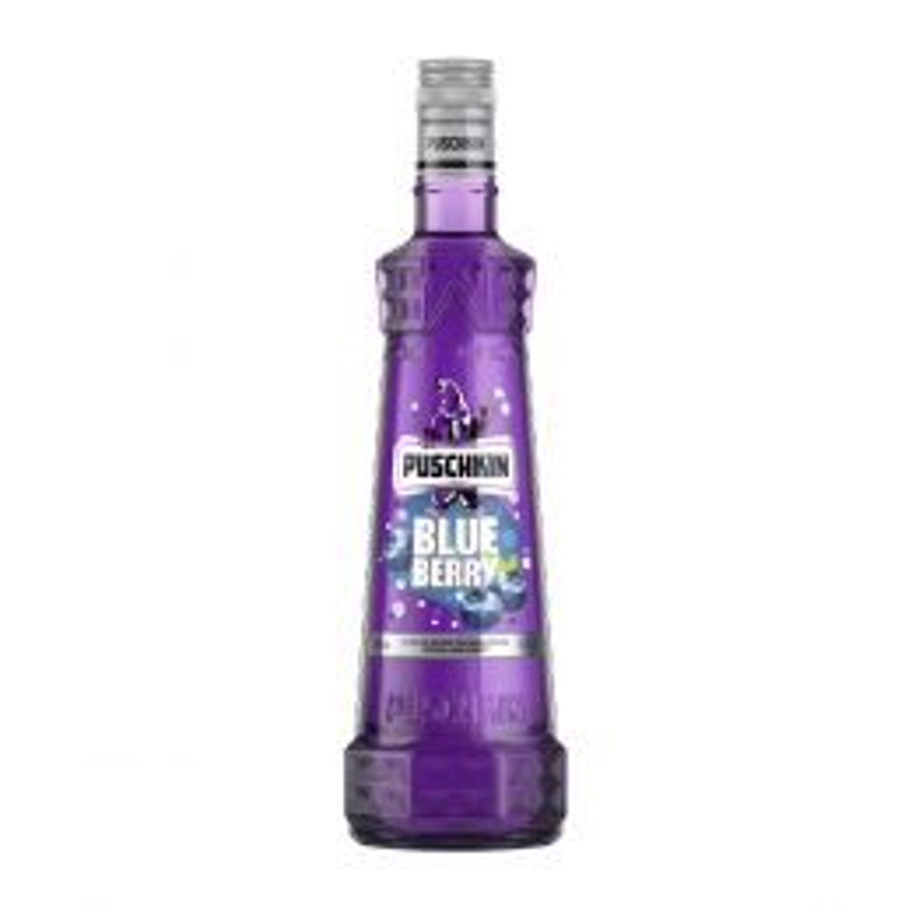 Puschkin Blueberry Liqueur 70cl