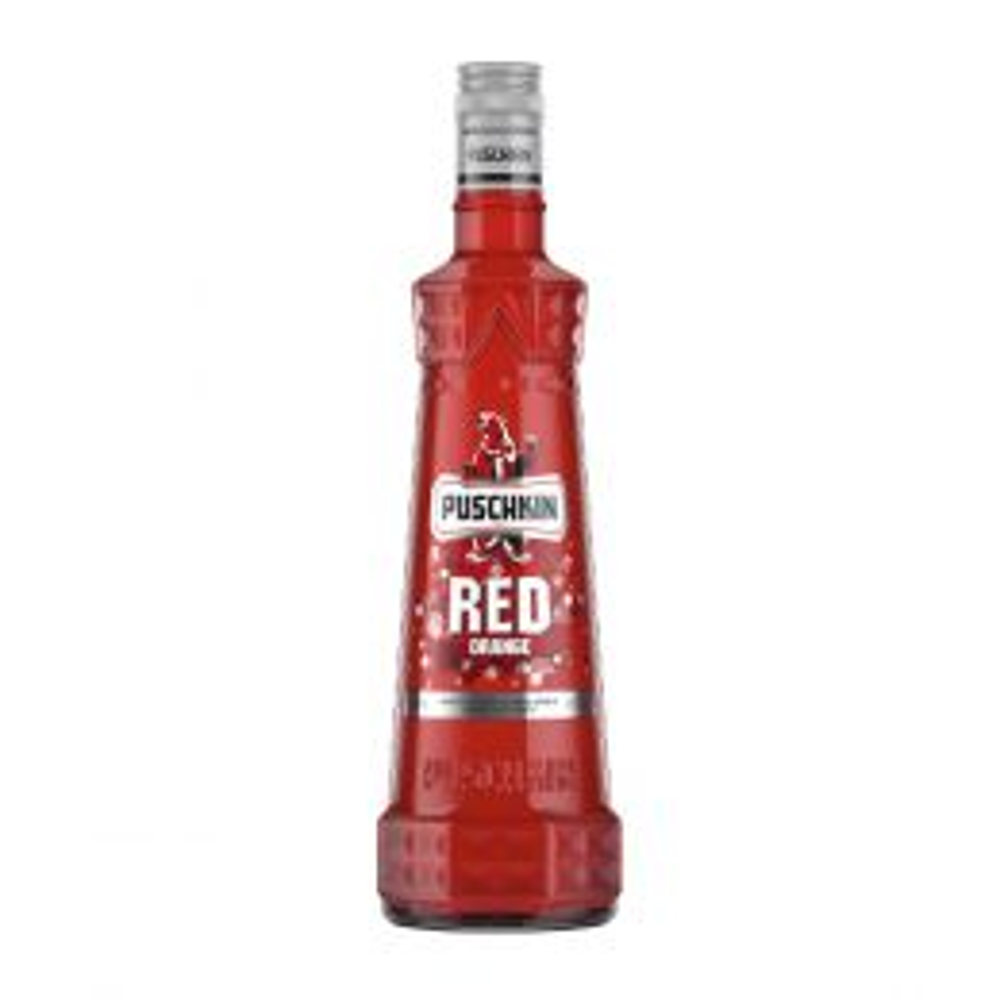 Pushkin Red Orange Liqueur 70cl
