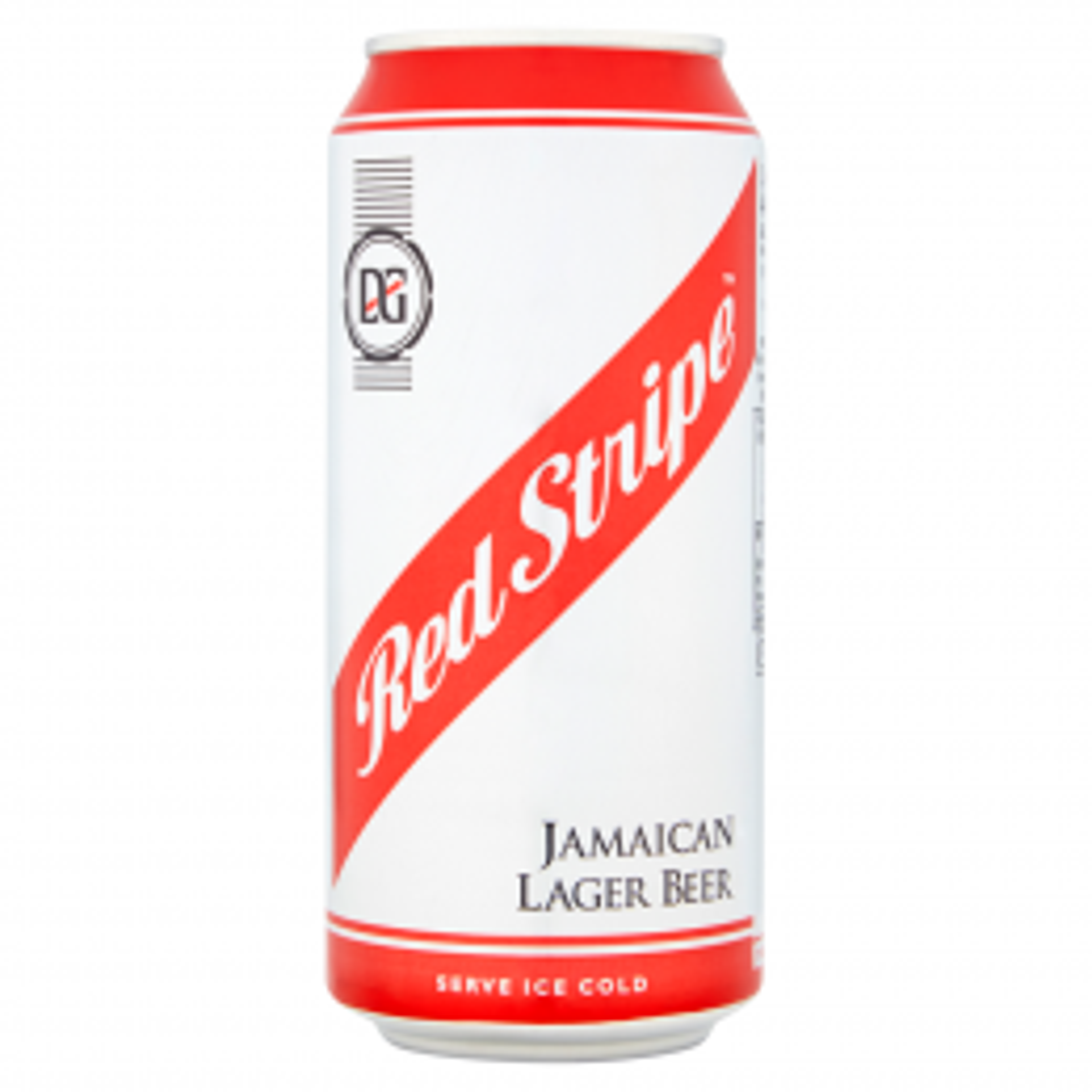 Red Stripe Premium Lager 24x 440ml
