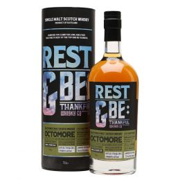 Rest & Be Thankful 2007 Octomore Whisky 70cl