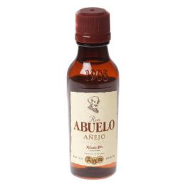 Ron Abuelo 5 Year Rum 5cl Miniature