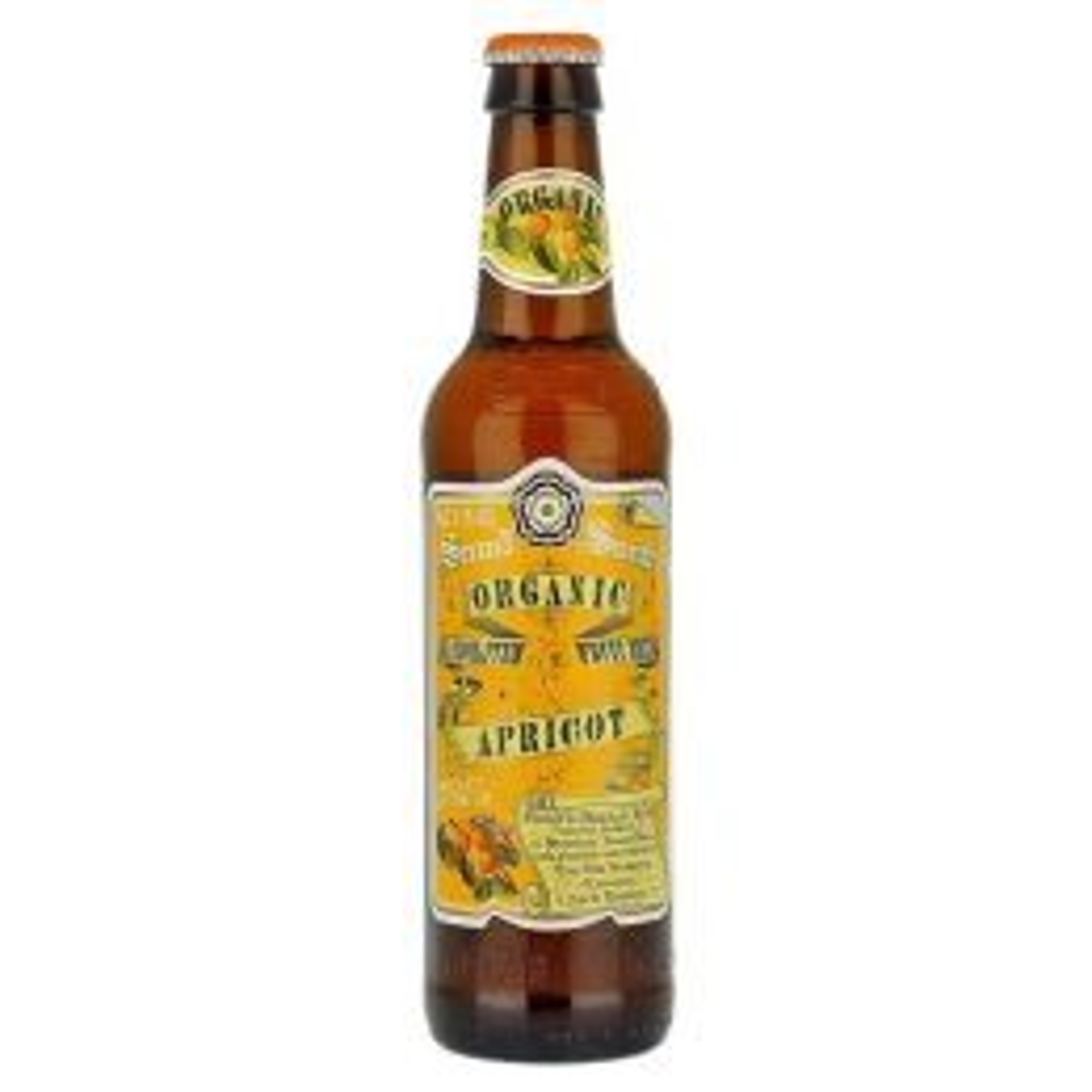 Samuel Smiths Organic Apricot Fruit Beer 24x 355ml