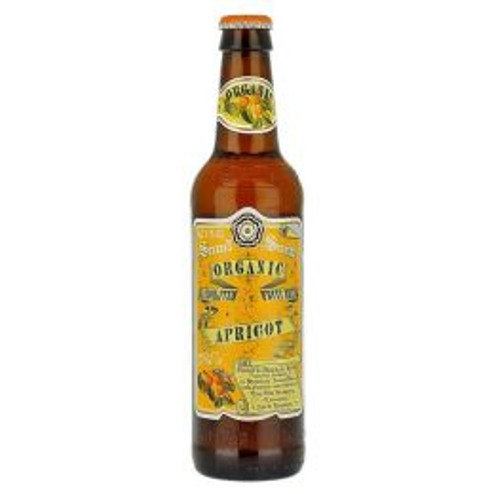 Samuel Smiths Organic Apricot Fruit Beer 355ml
