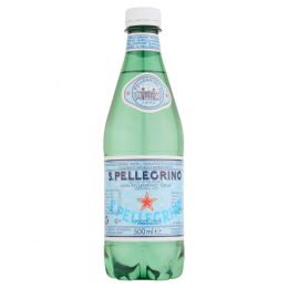 San Pellegrino Sparkling Mineral Water 24x 500ml