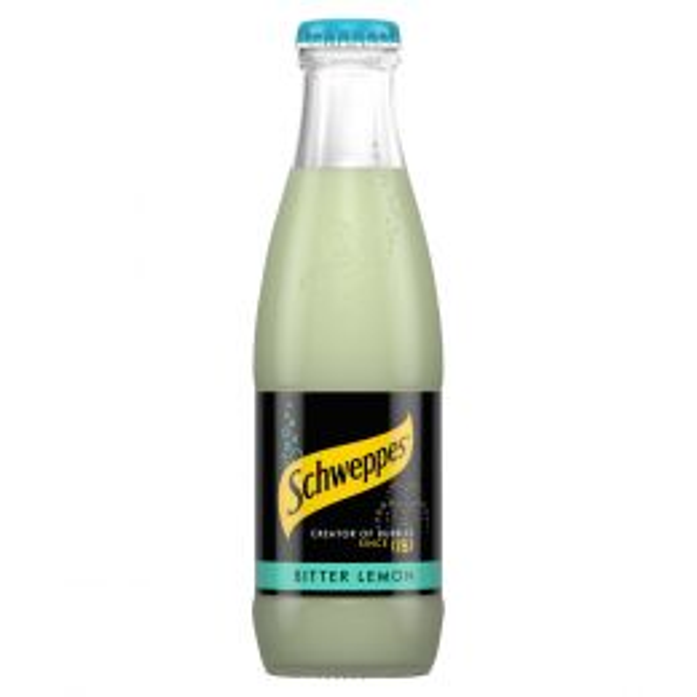 Schweppes Bitter Lemon 24x 200ml