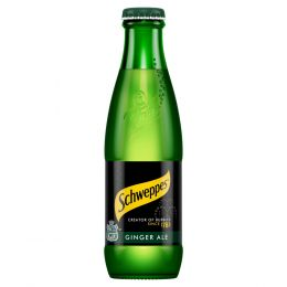 Schweppes Canadian Dry Ginger Ale 24x 200ml