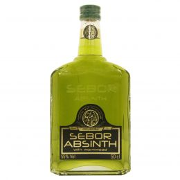 Sebor - Authentic Absinth with Wormwood - 50cl