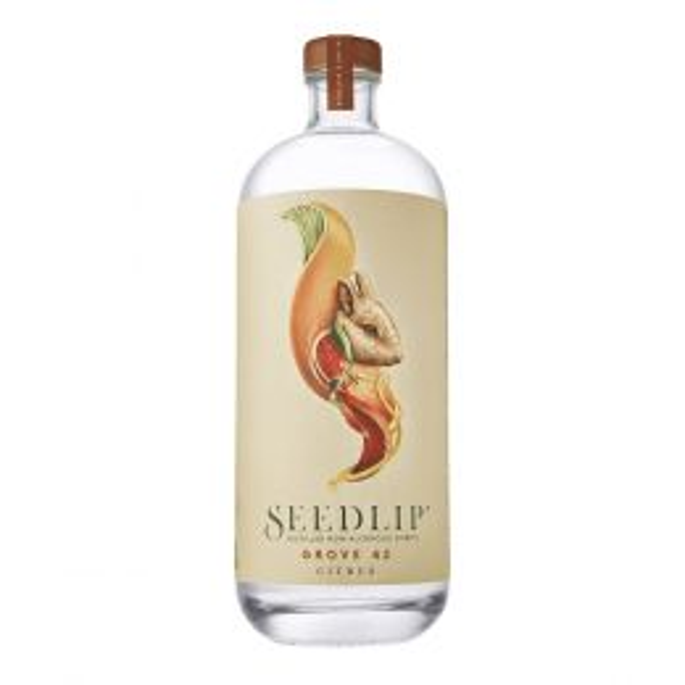 Seedlip Grove 42 Citrus Distilled Non-Alcoholic Spirit 70cl