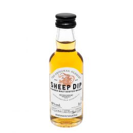 Sheep Dip 8 Year Whisky 5cl Miniature