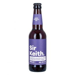 Sir Keith Barley Wine 330ml