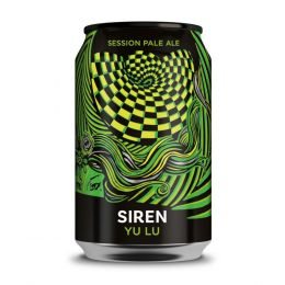 Siren Yu Lu Session Pale Ale 12x 330ml Cans