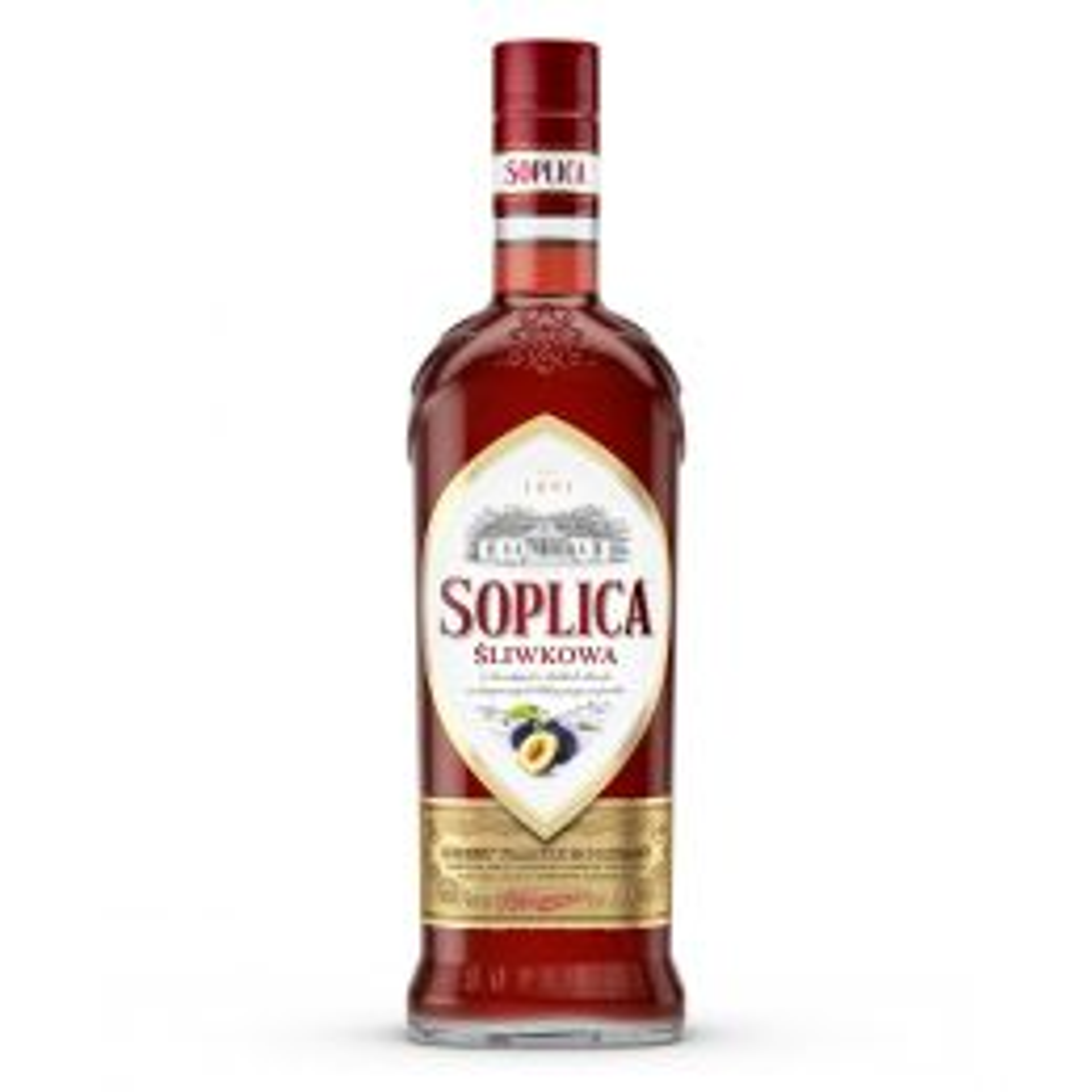 Soplica Plum Vodka Liqueur 50cl