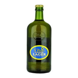 St Peters English Lager 12x 500ml