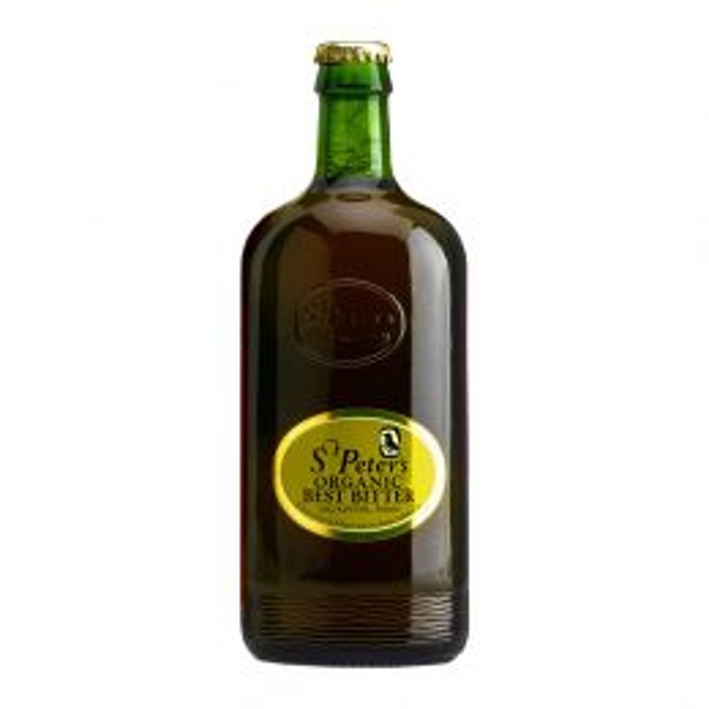 St Peters Organic Best Bitter 12x 500ml