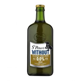 St Peters Without Gold Alcohol Free Beer 500ml