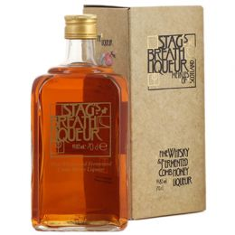 Stags Breath Scottish Speyside Whisky Liqueur 70cl