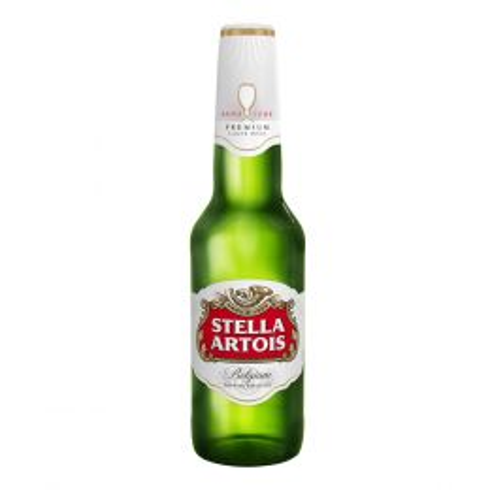 Stella Artois Premium Lager 24x 330ml
