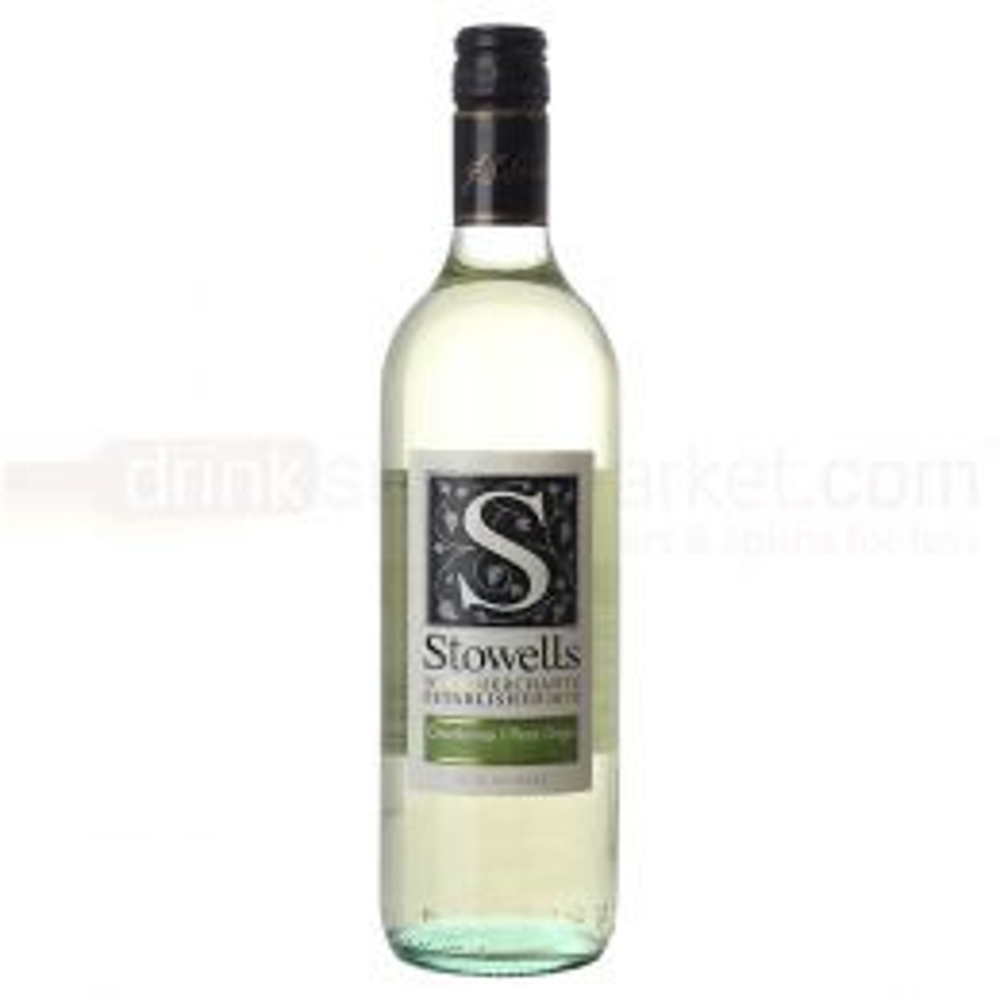 Stowells of Chelsea Chardonnay Pinot Grigio Italian White Wine 75cl
