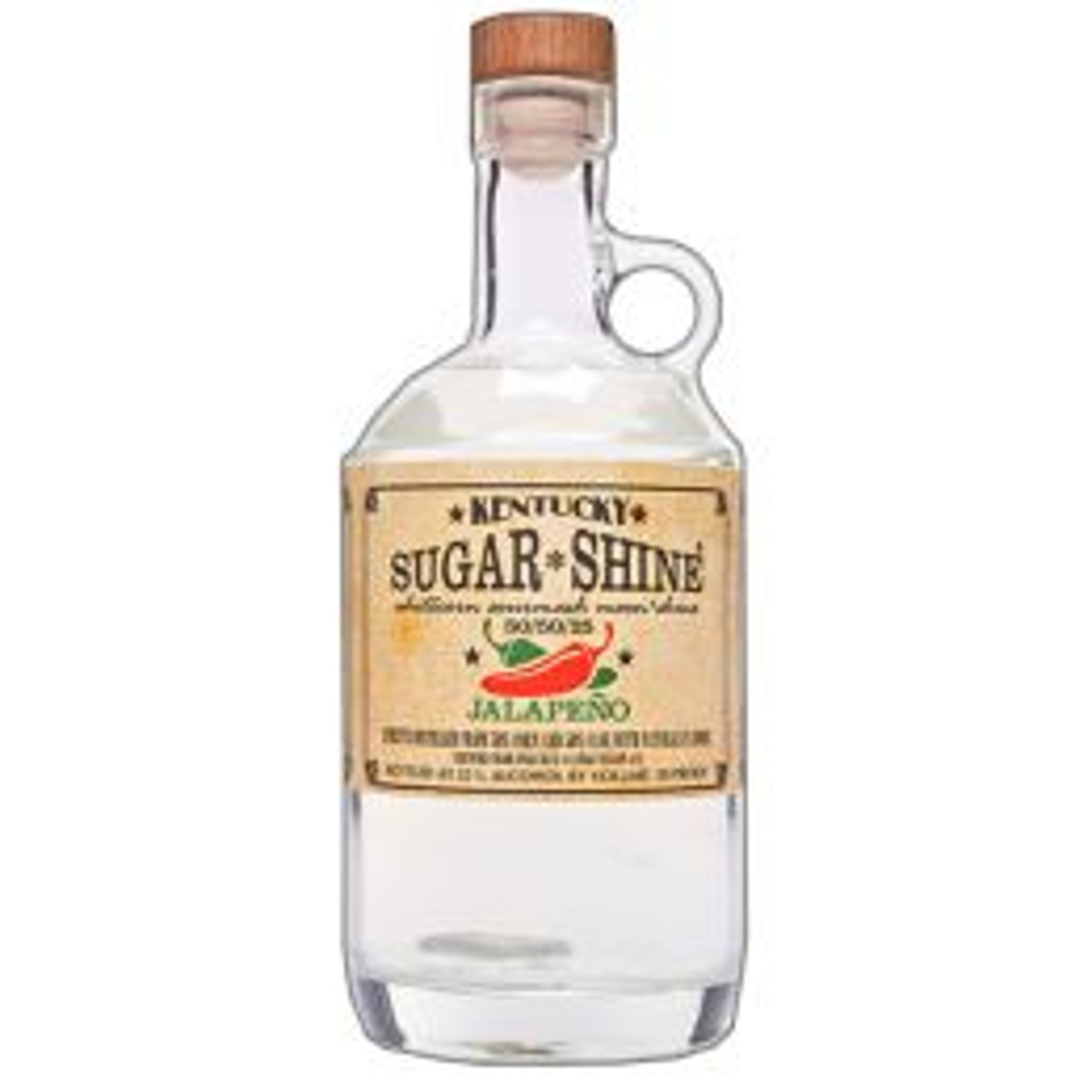 Sugar Shine Jalapeño 37.5cl