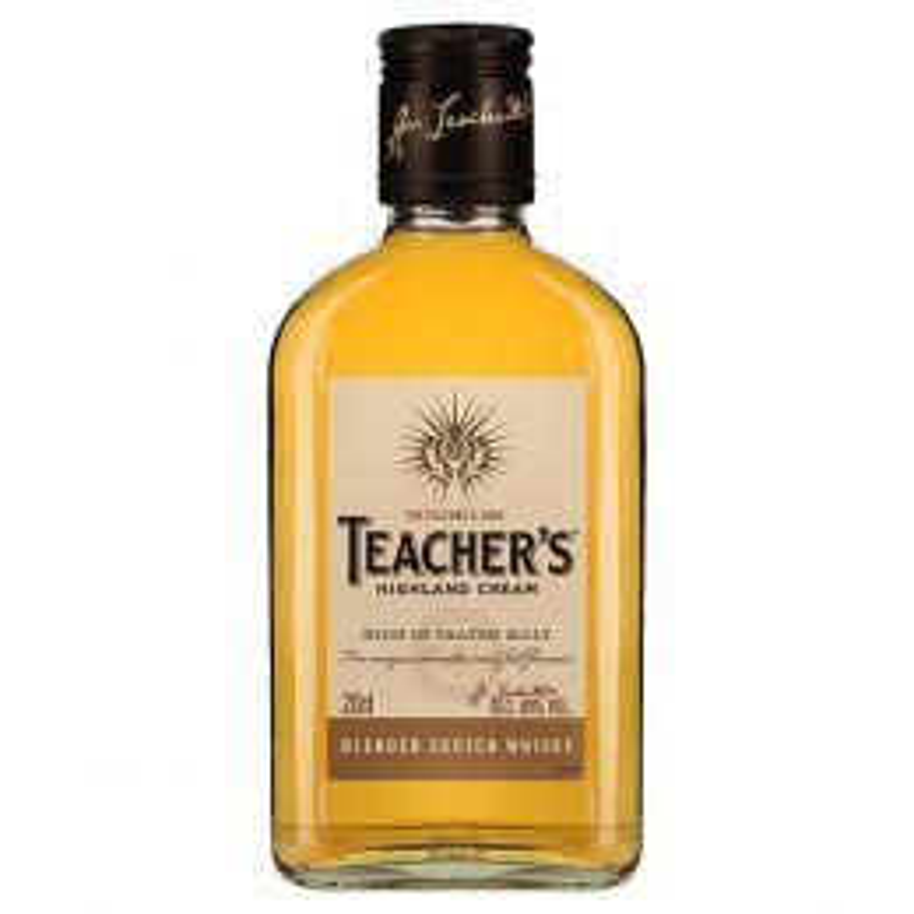 Teachers Highland Cream Whisky 20cl