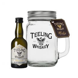 Teeling Whiskey In A Jar 5cl Gift Pack