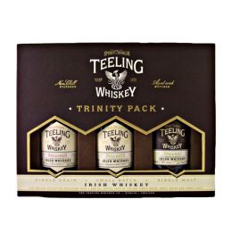 Teeling Whiskey Trinity Gift Pack 3x 5cl