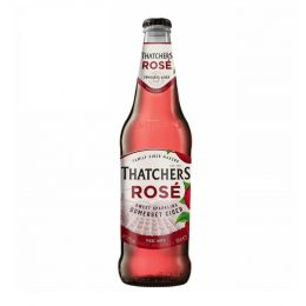 Thatchers Rose Cider 6x 500ml