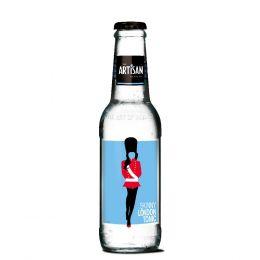 The Artisan Skinny London Tonic Water 200ml