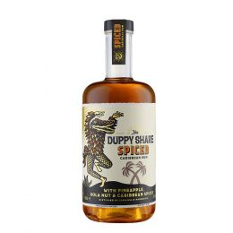 The Duppy Share Spiced Caribbean Rum 70cl