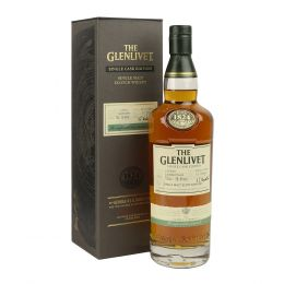 The Glenlivet 16 Year Ladderfoot Single Cask Malt Whisky 70cl