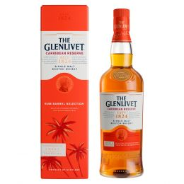 The Glenlivet Caribbean Reserve Single Malt Whisky 70cl