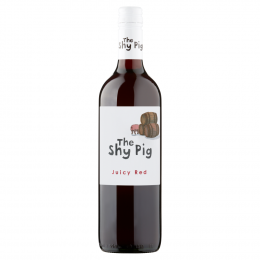 The Shy Pig Juicy Red Wine 75cl
