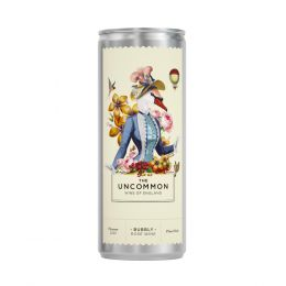 The Uncommon Bubbly Rose Wine 250ml Can