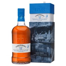 Tobermory 2007 Port Pipe Finish Whisky 70cl