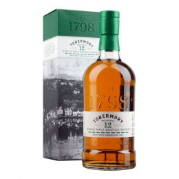 Tobermory 12 Year Whisky 70cl