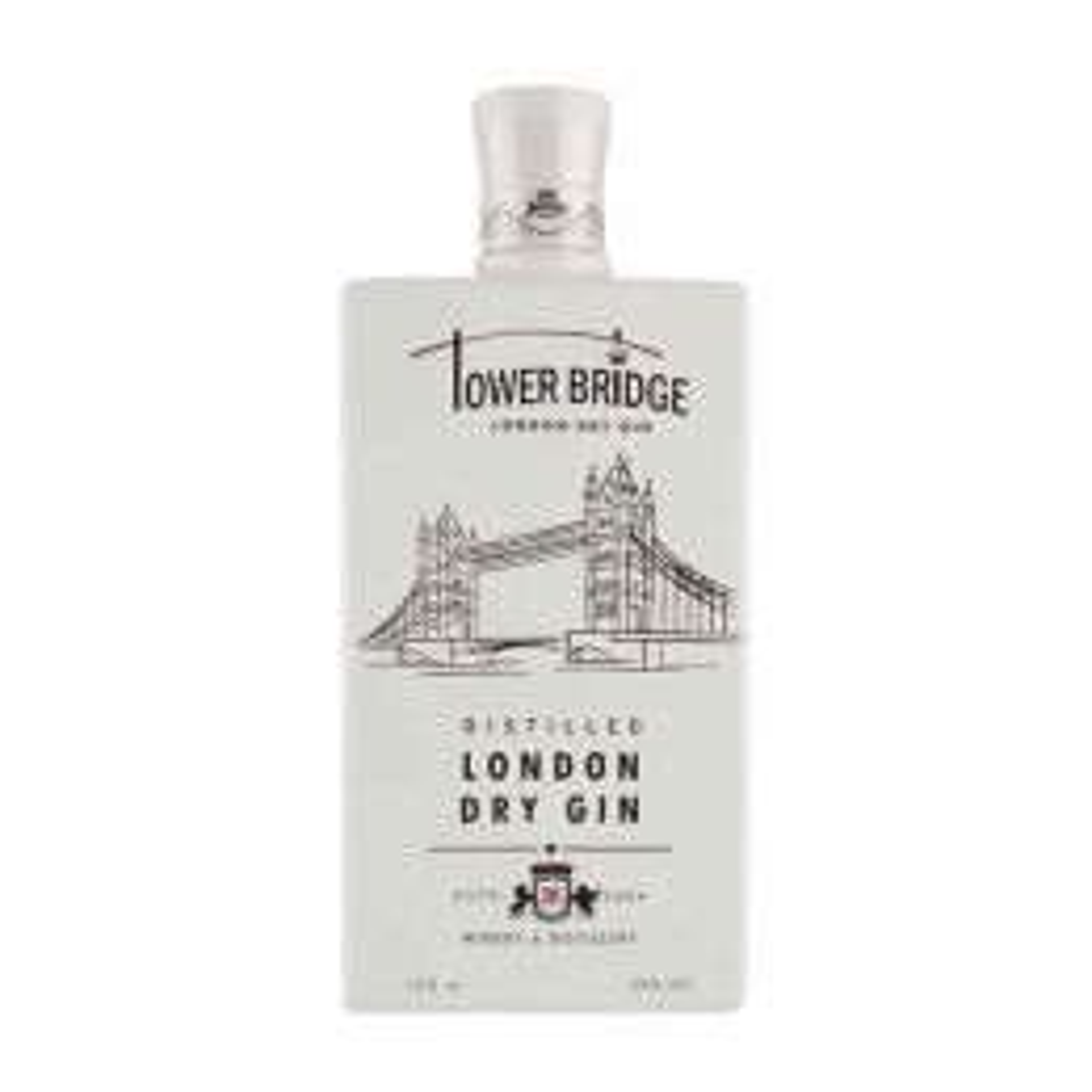 Tower Bridge Gin White 70cl