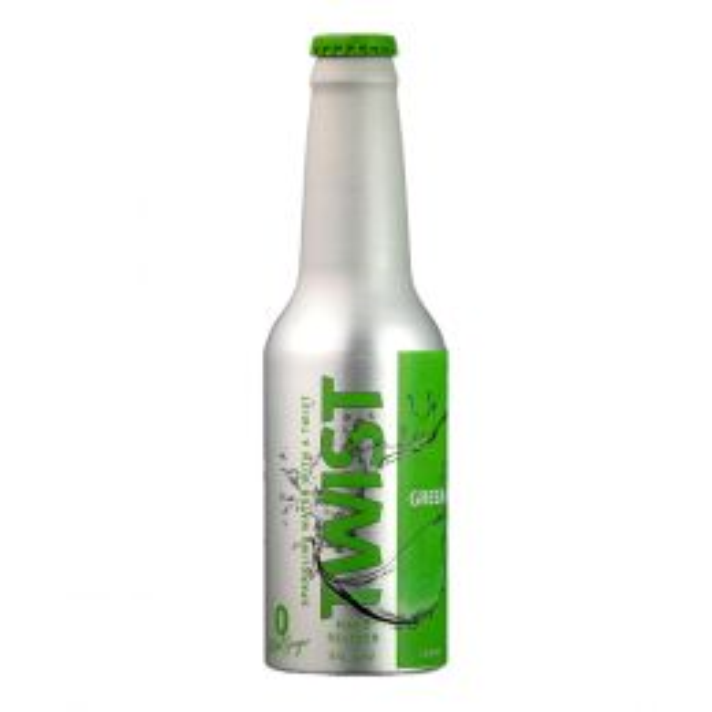 Twist Green Apple & Lime Hard Seltzer 330ml