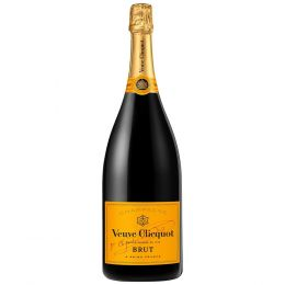 Veuve Clicquot Ponsardin Yellow Label Brut Champagne 1.5 Ltr Magnum