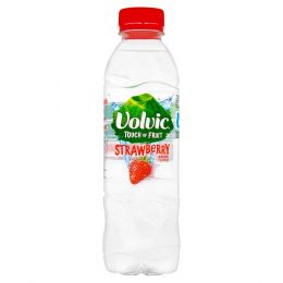 Volvic Touch Of Fruits Strawberry Still Water 12x 500ml