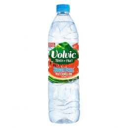 Volvic Touch Of Fruits Sugar Free Watermelon Still Water 6x 1.5Ltr