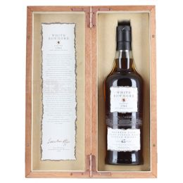 White Bowmore 43 Year 1964 2008 Whisky 70cl