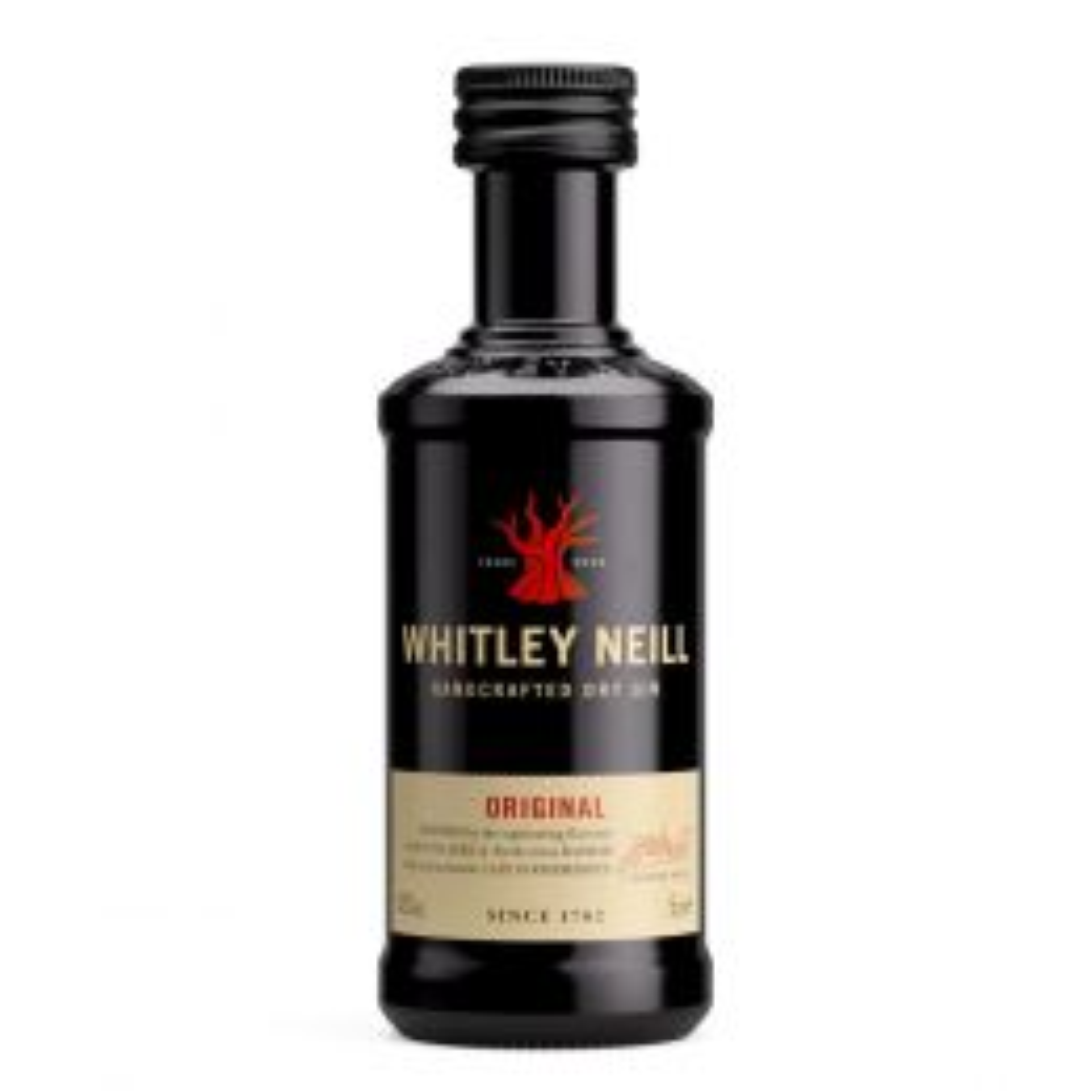 Whitley Neill Gin 5cl Miniature