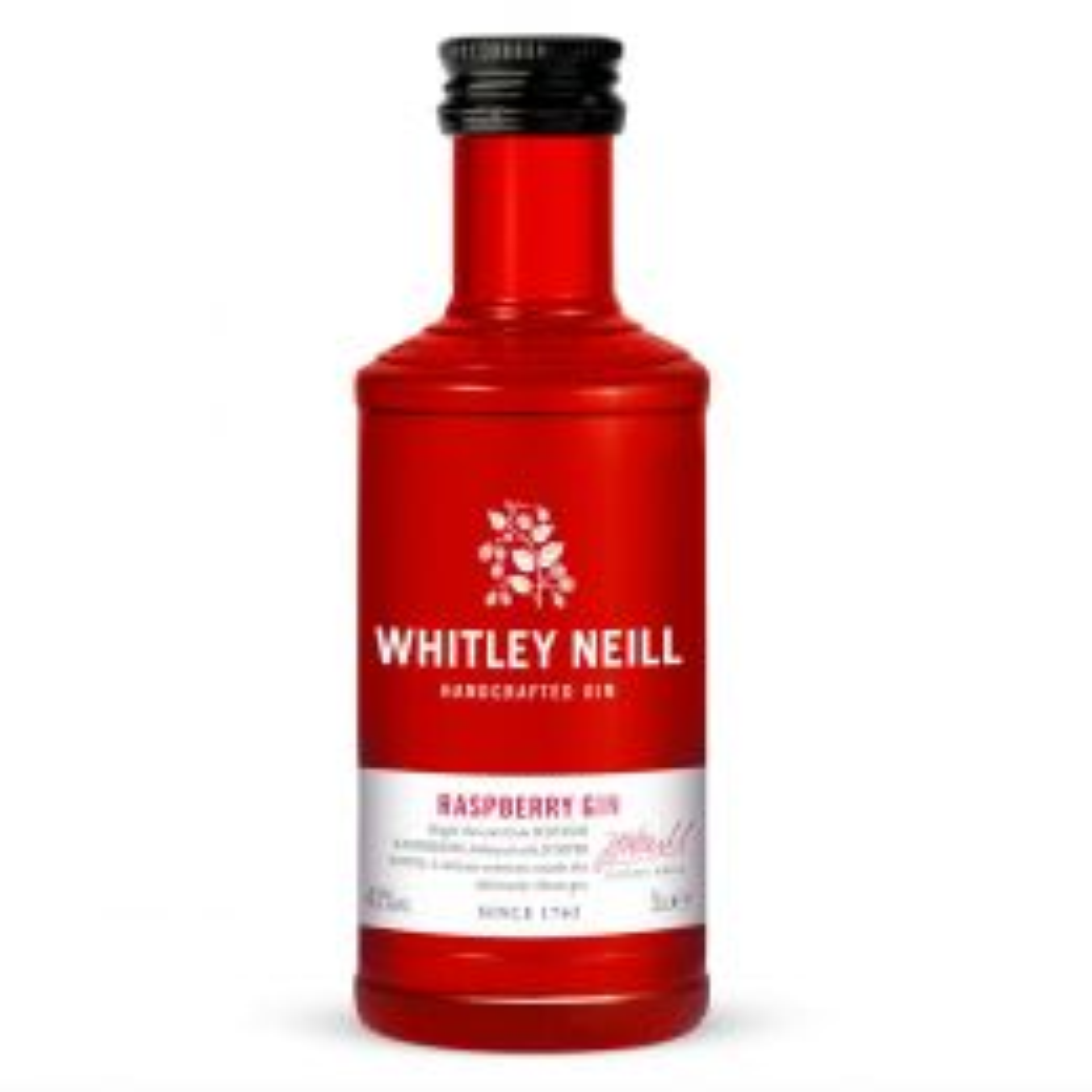 Whitley Neill Raspberry Gin 5cl Miniature