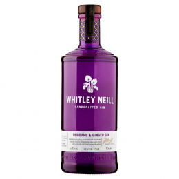 Whitley Neill Rhubarb & Ginger Gin 70cl