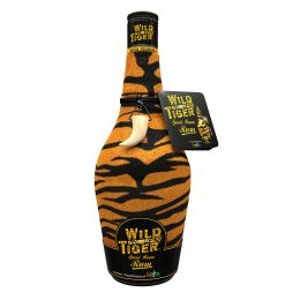 Wild Tiger Special Reserve Rum 70cl