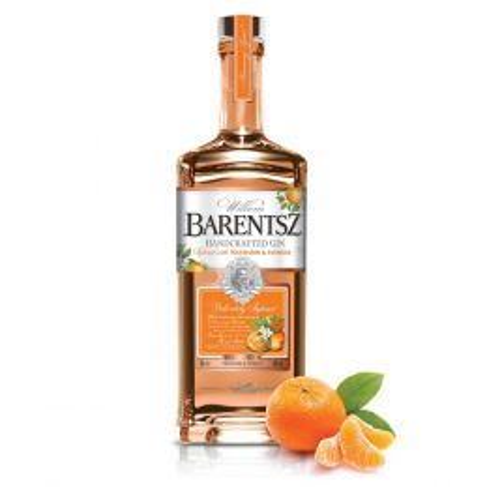 Willem Barentsz Mandarin & Jasmine Premium Gin 70cl