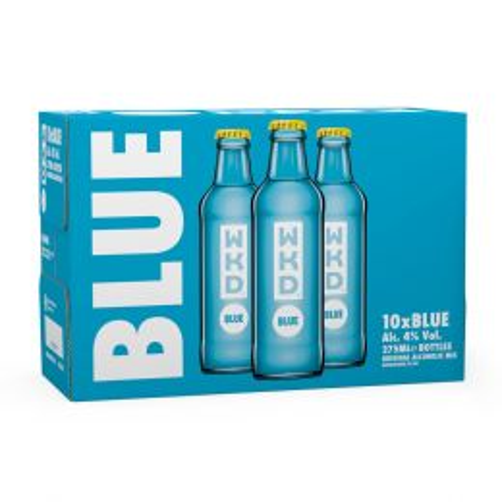 WKD Blue 10x 275ml