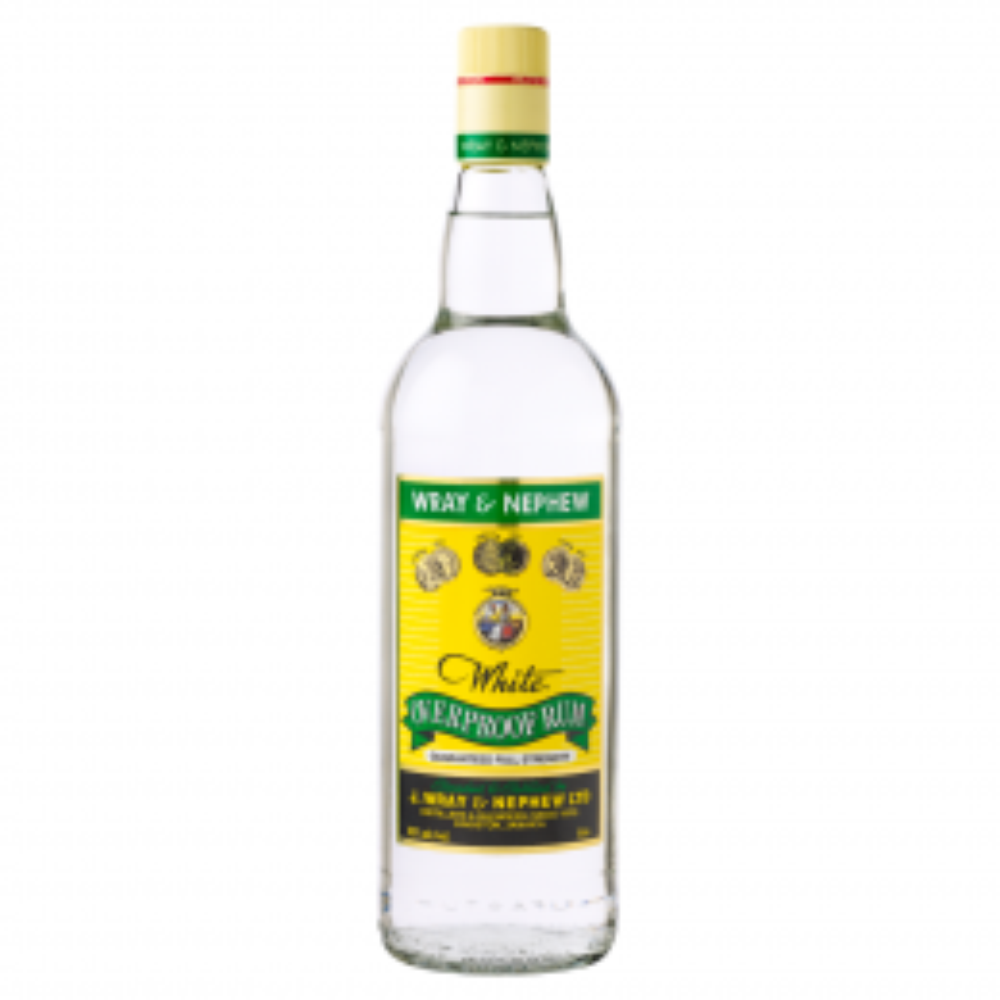 Wray & Nephew Overproof Rum 1Ltr